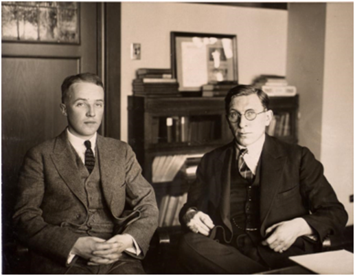 Drs. Banting and Best