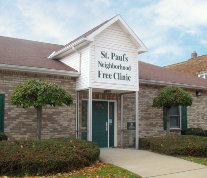 St. Paul's Neighborhood Free Clinic - Erie, PA